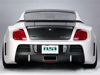 TETSU GTR超跑 ASI改装版宾利欧陆GT 汽车之家