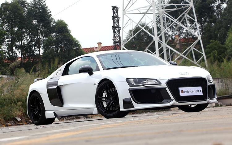 奥迪Audi R8改Regula套件